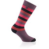 Rohner Stripes Socks Children red